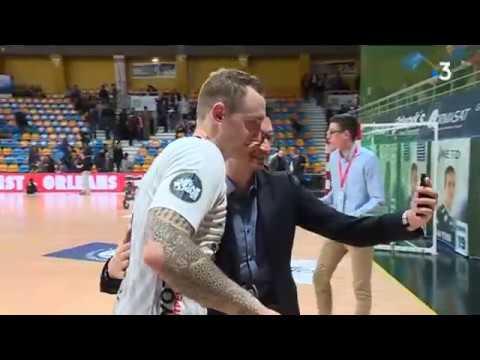 Handball : Montpellier s'impose face à Saran, les Euréliens fêtent leur héros Valentin Porte
