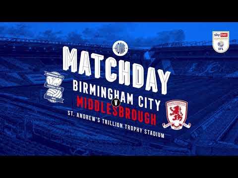 Birmingham Middlesbrough Goals And Highlights