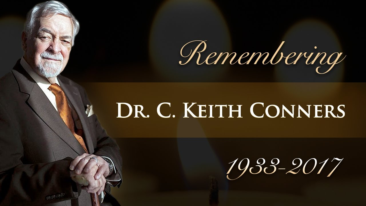 Keith Conners Father Of Adhd Regrets >> Remembering Dr C Keith Conners Youtube