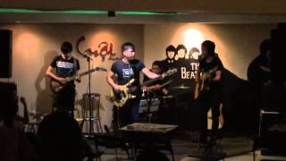 Dung nhin lai - Fire night Band - Cuoi Acoustic - TP Pleiku
