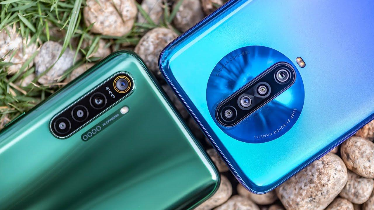 Poco X2 vs Realme X2 Camera Comparison - Poco X2 Giveaway - 64MP Battle