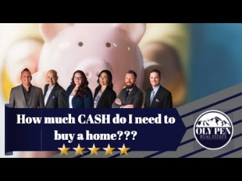 How much cash do I need to buy a house???
