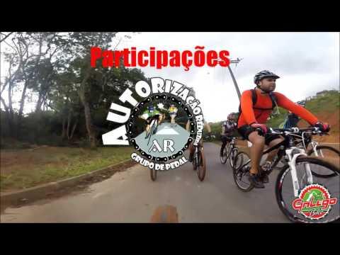 Trilha de Sábado da loja Galego Bike