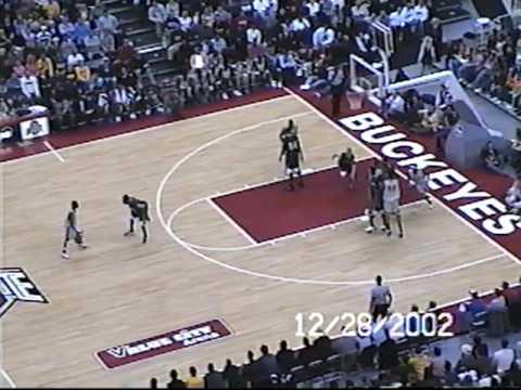 LeBron James High School Basketball Akron St. Vincent St. Mary vs Columbus Brookhaven Part Five