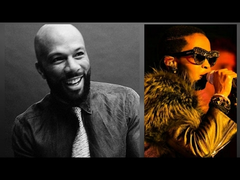 Singer Lauryn Hill & Rapper Common performs in concert at Radio City NYC