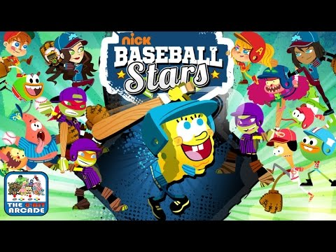 Nick Baseball Stars - Knock The Moon Down (Nickelodeon Games)