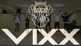 빅스(vixx) '이별공식' 안무 연습 영상 (practice 'love Equation' Dancing Video)