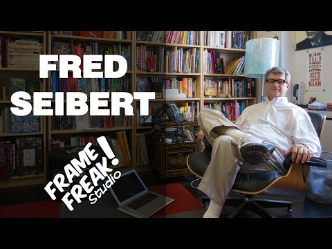 INTERVIEW W/ FRED SEIBERT: Channel Frederator Network - The Creative Hustlers Show #1
