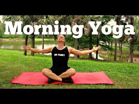 Energizing Morning Yoga - 20 min Flexibility Class #morningyoga