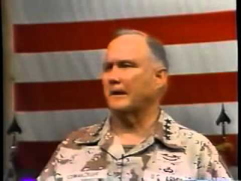 General Norman Schwartzkopf Speech to West Point Corps of Cadets (1991-05-01)