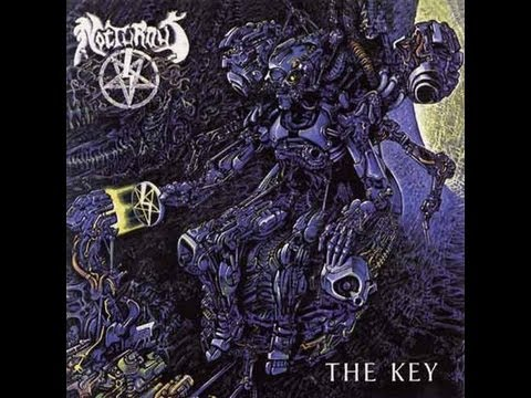Nocturnus - The Key (1990) full album