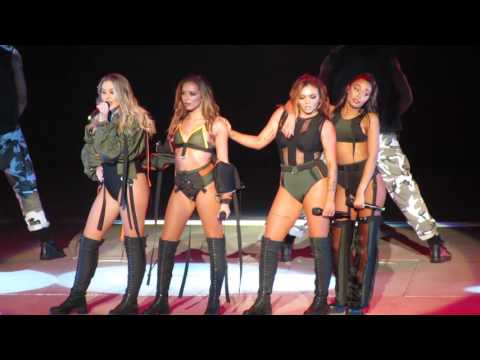Little Mix Shout Out To My Ex MSG 02/24/2017