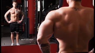 While muscle dysmorphia, the 'male' eating disorder - is not really male, a disproportionate number .