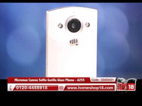 Homeshop18.com - Micromax Canvas Gorilla 13MP Camera Phone - A255