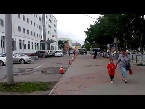漫步 Sakhalin