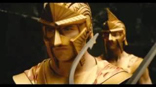 Война богов  клип
