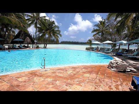 Isle of Pines   Le Meridien Resort , New Caledonia , 27th December 2019