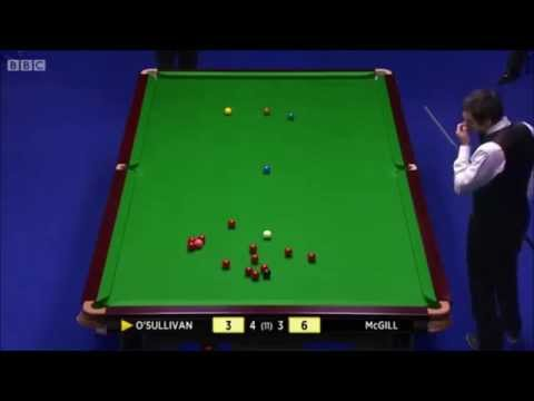 Ronnie O'Sullivan: An Interesting Break