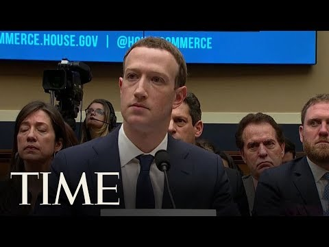 Mark Zuckerberg Admits His Data Was Part Of The Cambridge Leak | TIME