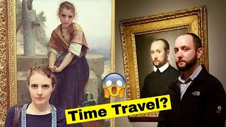 People Are Finding Their Lookalikes In Famous Paintings And We Wonder If Time Travel Really Exists