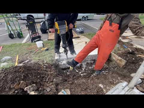 MARINE CONTRACTOR VLOG/ EPA ISLAND THRU FLOW DOCK REBUILD