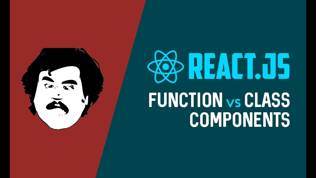 React Class vs Functional Component | ReactJS tutorial Series Part 3