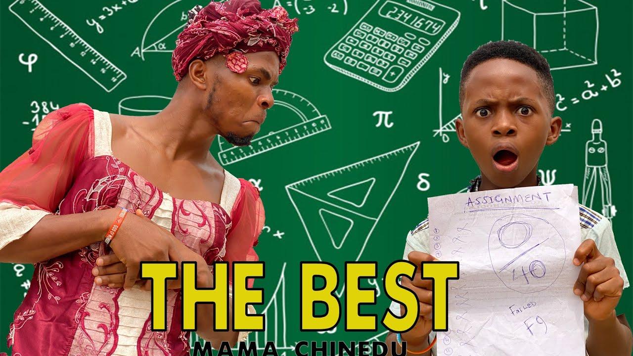 "IAMDIKEH - DAVIDO & MAYORKUN ""THE BEST"" COVER (MAMA CHINEDU VERSION) w/: BLOOPERS"