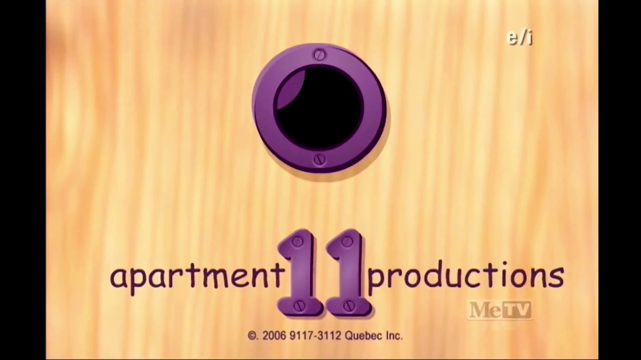 Apartment 11 Productions X2 Ytv Discovery Networks Europe 2006