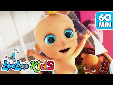 Cantec nou: Peek a Boo - The BEST SONGS for Kids | LooLoo Kids