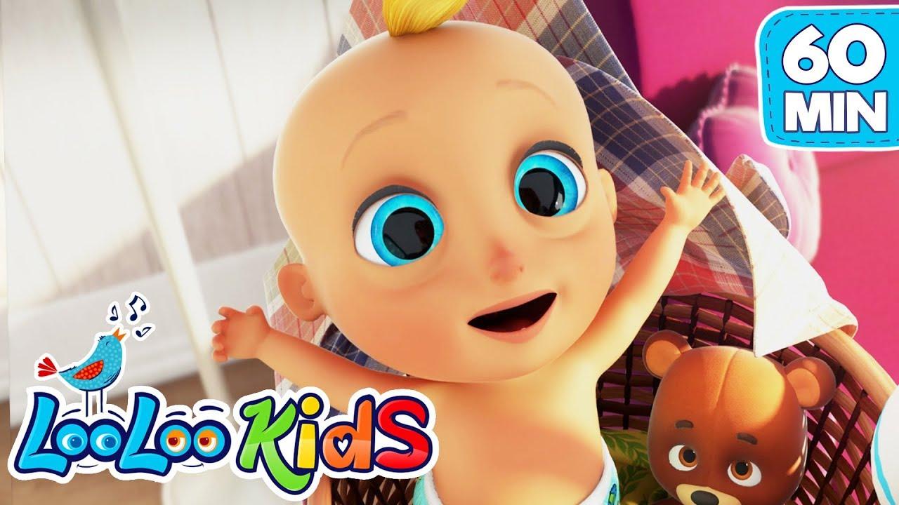 Download 👦Peek a Boo - 💛The BEST SONGS for Kids | LooLoo Kids