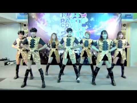 140920 The Last Seven cover After School - Bang! @Pantip Cover Dance 2014 (Audition)