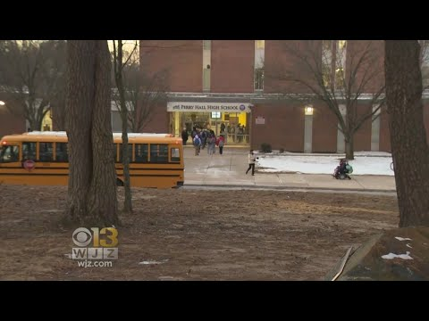 Parents Express Safety Concerns To Baltimore County Public School Board