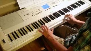 Alphaville - Forever Young (piano cover by Toms Mucenieks) - Kyle Landry arrangement
