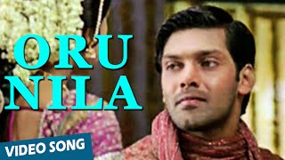 Oru Nila Official Video Song  Chikku Bhukku  Arya  Shriya Saran