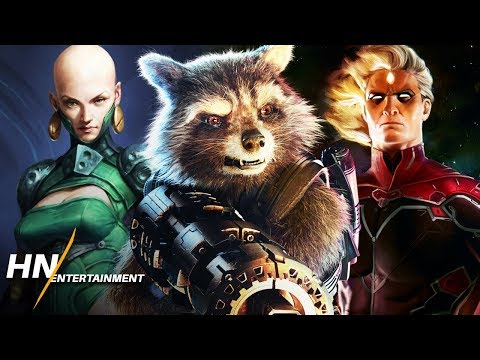 HUGE Guardians Of The Galaxy 3 LEAK Reveals NEW Characters And More
