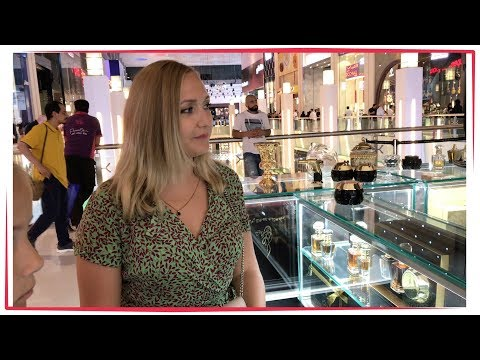АРАБСКИЕ ДОРОГИЕ ДУХИ И МАСЛА - ДУБАЙ МОЛ   Dubai Mall 2018 ВЛОГ