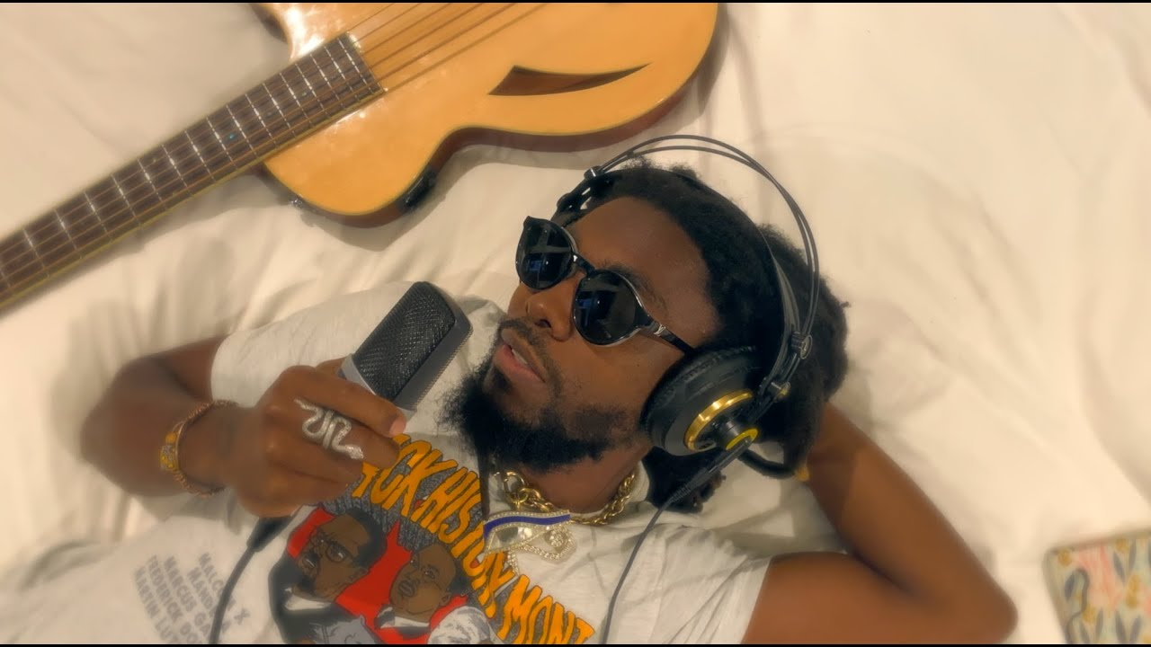 OLU  - What's Going On (Marvin Gaye Cover)