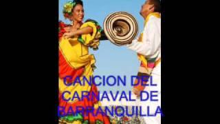 Canción del carnaval de Barranquilla