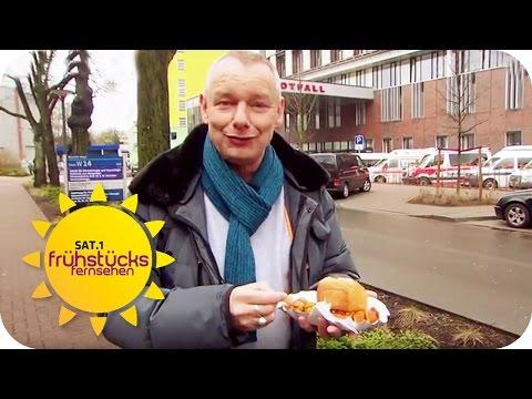 Nach HERZSTILLSTAND & KOMA: HARRY ist wieder da! | SAT.1 Frühstücksfernsehen | TV