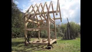 The Hawk Circle Small Timber Frame