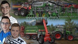 """Żyjooo czy NIE !!? ✔ Wywóz Obornika & Rozlewanie Gnojowicy na Łąki ☆ """"od Zera do Farmera"""" #272"""