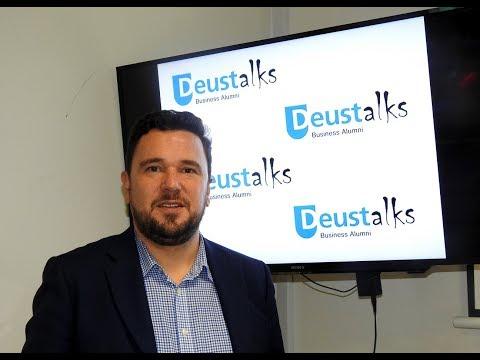 Deustalks con Alejandro Rodr�guez, director de innovaci�n de Atrevia
