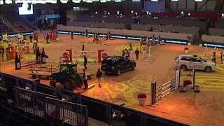 REPLAY Madrid Horse Week 2014 - Sunday