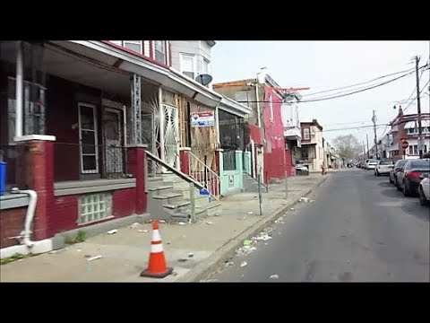 NORTH PHILADELPHIA EXTREME HOODS / URBAN DECAY