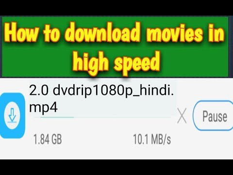 how-download-movie-in-high-speed