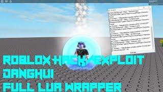 Roblox Hack/Exploit:Danghui(Patched)Full Lua Wrapper