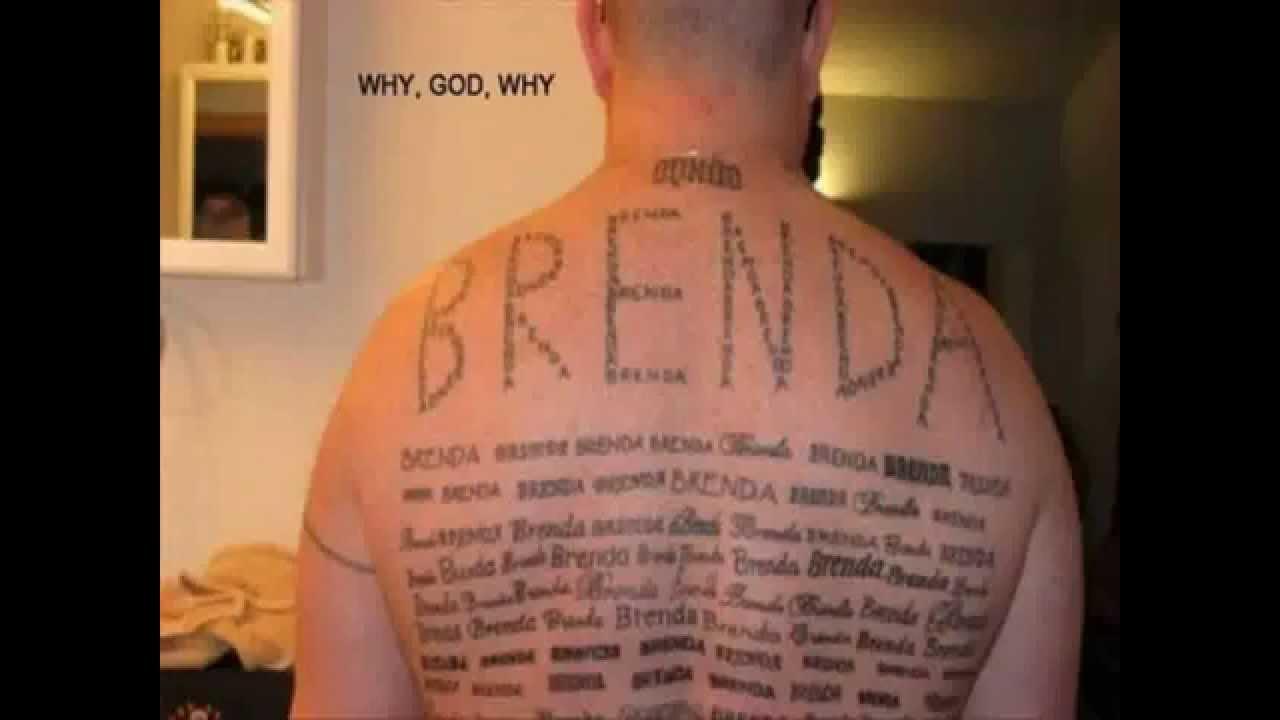 tatuajes raros y horribles - YouTube