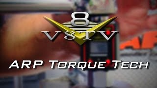 Checking Your Torque Wrench And Proper Fastener Torque Tips Video V8TV
