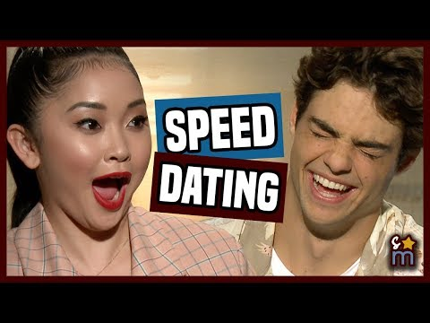 download Speed Dating with Lana Condor & Noah Centineo from TO ALL THE BOYS I'VE LOVED BEFORE