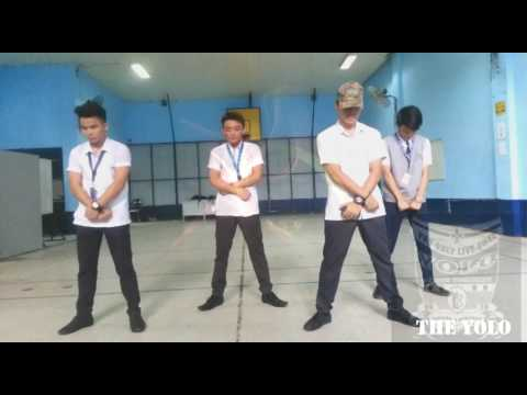 Dawin - Jumpshot (Dance Cover by YOLO)